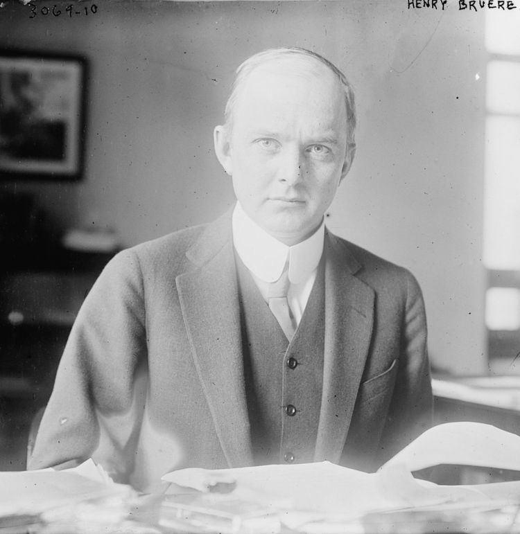 Henry Bruere