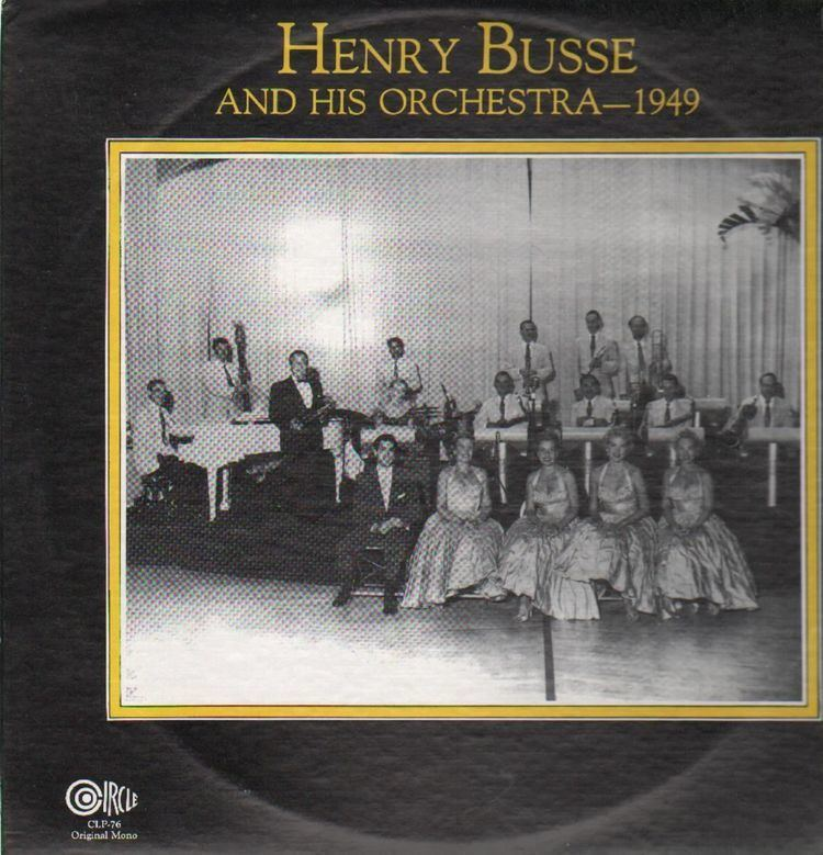 Henry Busse Henry Busse Records LPs Vinyl and CDs MusicStack