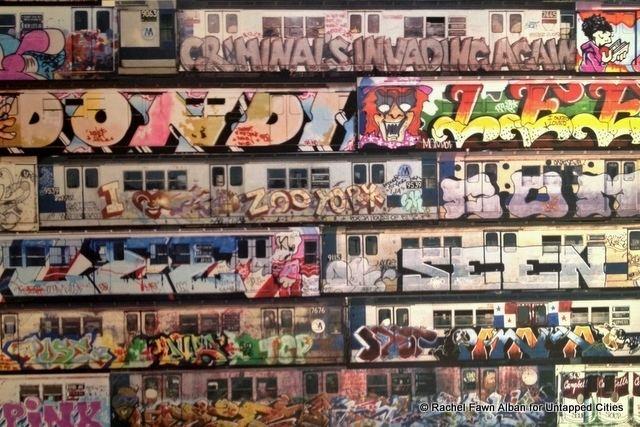 Henry Chalfant Moving Murals Henry Chalfant amp Martha Cooper39s AllCity