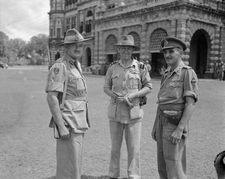 Henry Chambers (Indian Army officer)