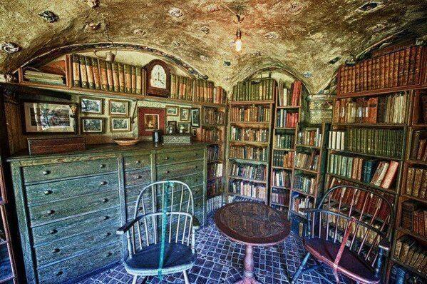 Henry Chapman Mercer The Reading Room on Twitter quotHenry Chapman Mercer built