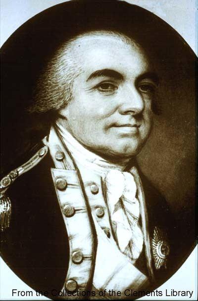 Henry Clinton (British Army officer, born 1730) PortraitSir Henry Clinton