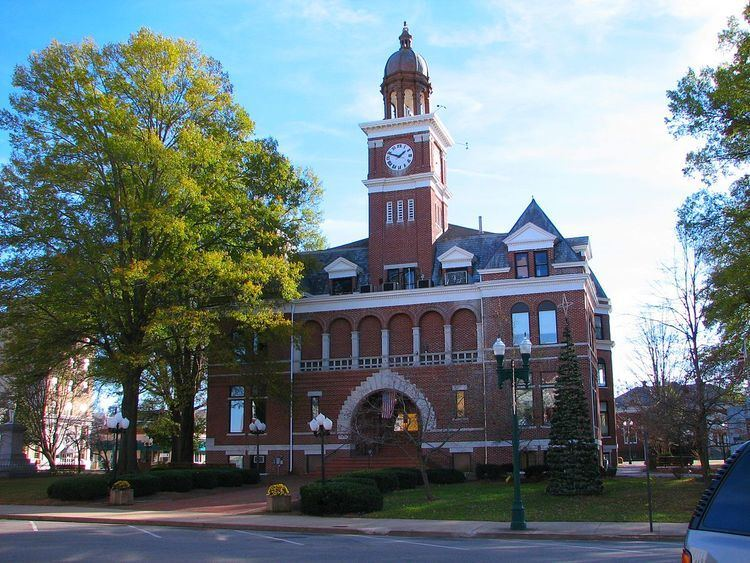 Henry County Courthouse (Paris, Tennessee)