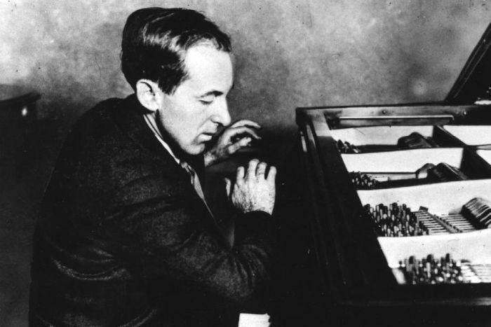 Henry Cowell In Search of Henry Cowell Part 1 Into The Music ABC