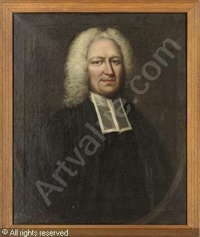 Henry Crispe 1 Portrait of Henry Crispe of Catton 2 Portrait of Ann Crispe