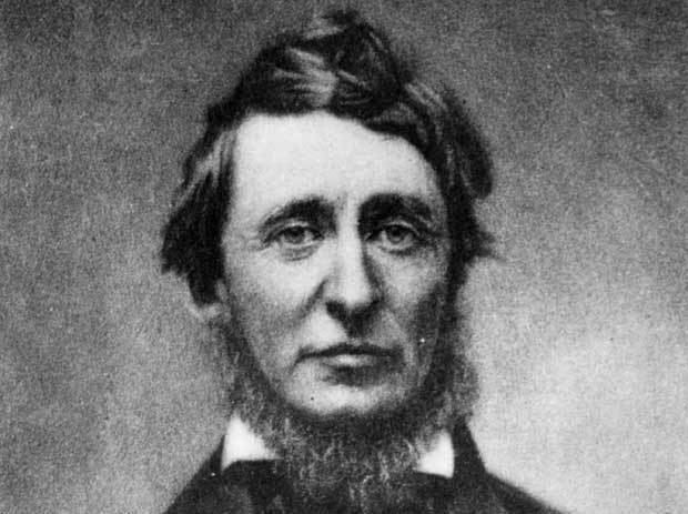 Henry David Thoreau Henry David Thoreau Biography Books and Facts