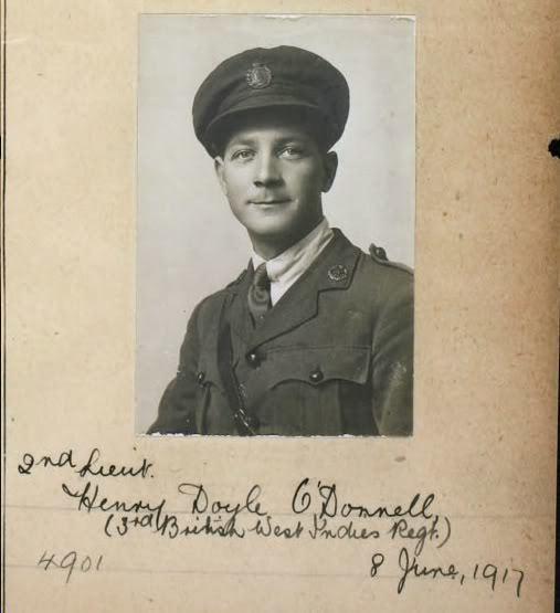 Henry Doyle (politician) Russ Campbells Blog Remember Them Capt Henry Doyle ODonnell