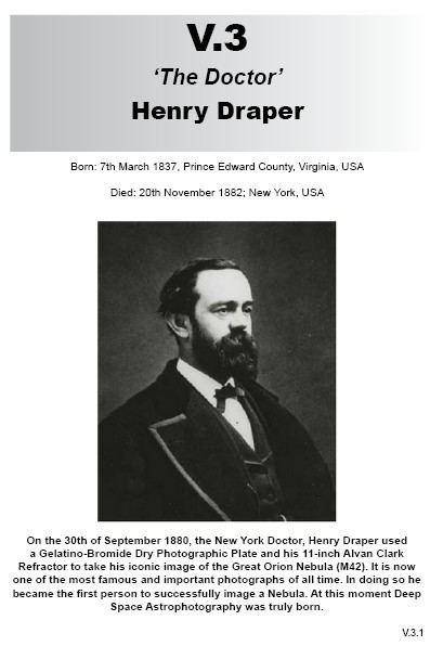 Henry Draper 3 Henry Draper