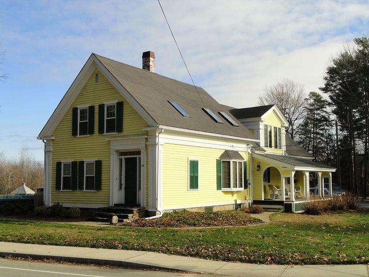 Henry E. Durfee Farmhouse