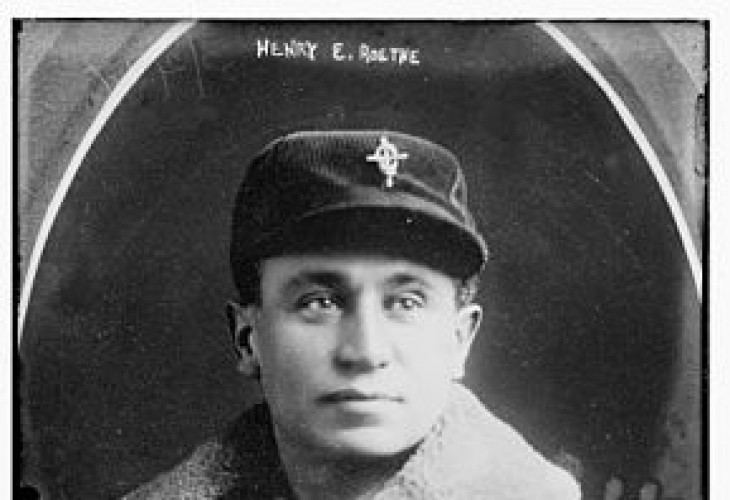 Henry Edgar Roethe How old is Henry Edgar Roethe Age Birthday Facts