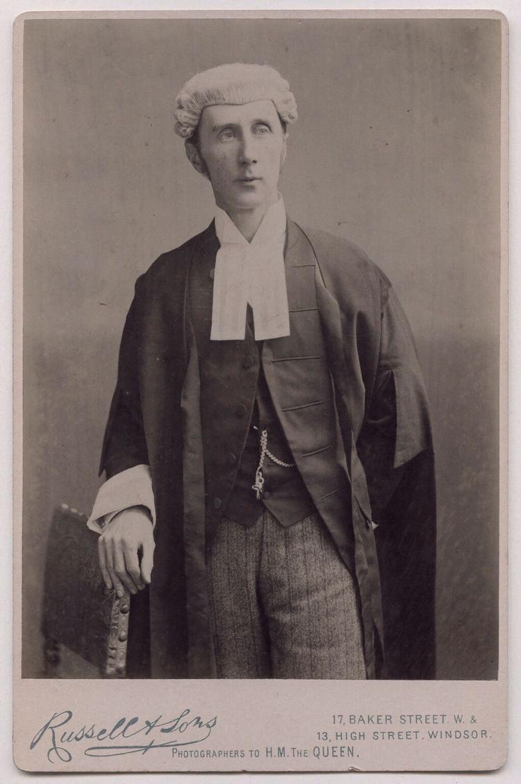 Henry Fielding Dickens FileHenry Fielding Dickens in the 1890sjpeg Wikimedia Commons