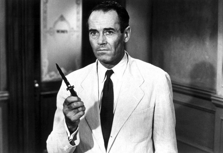 Henry Fonda Henry FondaAnnex
