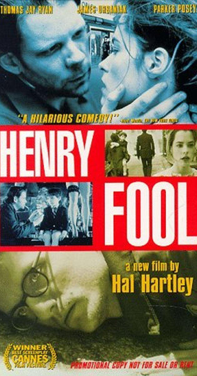 Henry Fool Henry Fool 1997 IMDb