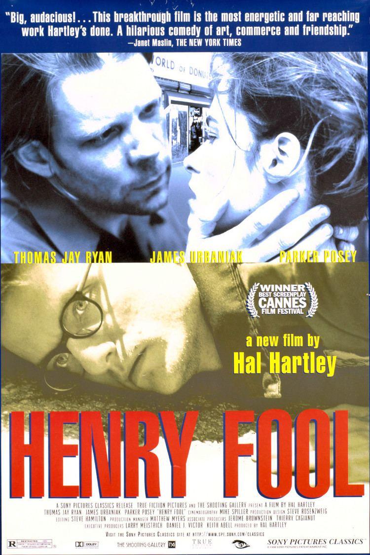 Henry Fool wwwgstaticcomtvthumbmovieposters19883p19883