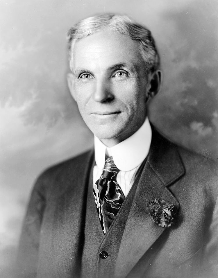 Henry Ford Henry Ford Wikipedia the free encyclopedia