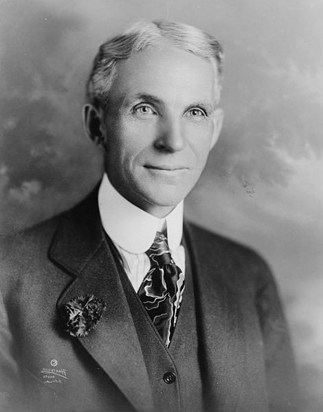 Henry Ford Henry Ford and the History of the Assembly Line American