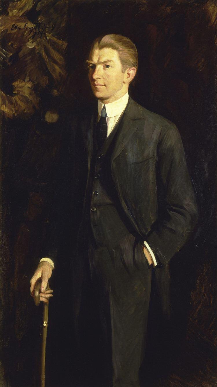 Henry Francis du Pont Portrait of Henry Francis du Pont Winterthur Museum