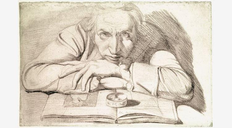 Henry Fuseli Selfportrait of Henry Fuseli RA by Henry Fuseli Art Fund