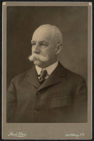 Henry Galbraith Ward