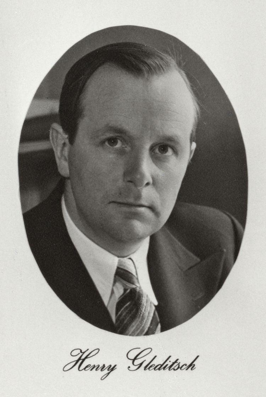 Henry Gleditsch Henry Gleditsch Wikipedia