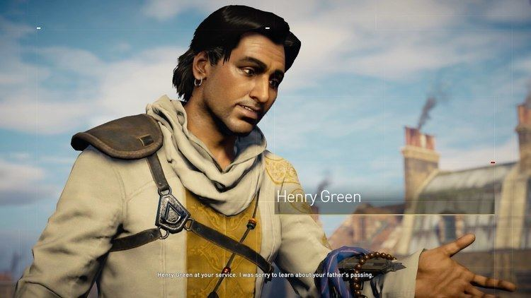 Henry Green Assassins Creed Syndicate Walkthrough Meeting Henry Green in