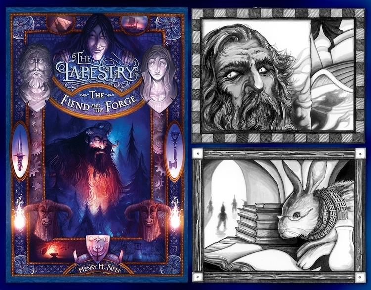 Henry H. Neff An Author Joins Us Henry H Neff of The Tapestry series Random