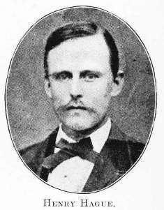 Henry Hague