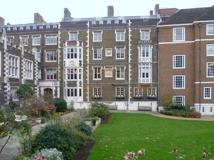 Henry Hakewill Plowden Buildings Middle Temple by Henry Hakewill and James Savage