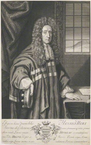 Henry Hare, 2nd Baron Coleraine