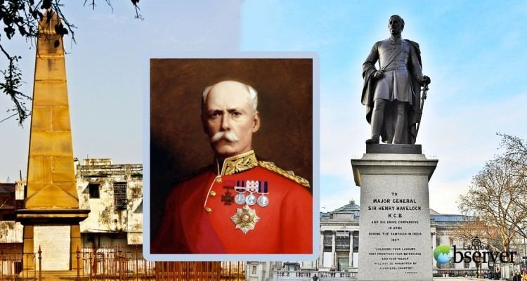 Henry Havelock Sir Henry Havelock The Lucknow Observer