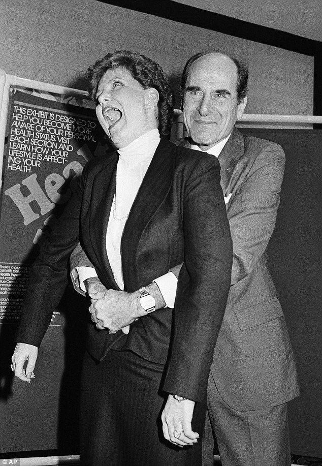Henry Heimlich Henry Heimlich the creator of the Heimlich maneuver dead at 96