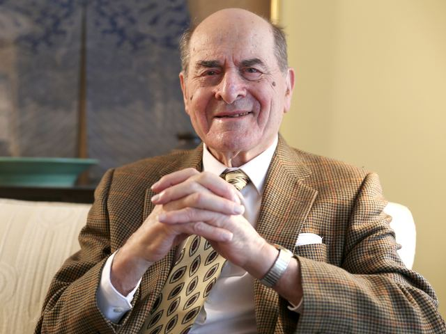 Henry Heimlich Dr Henry Heimlich Letter accuses famed doctor of being