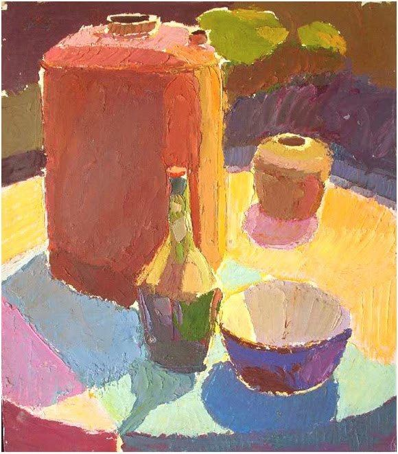 Henry Hensche OIL PAINTING THOUGTS AND IDEAS Henry Hensche Color Study