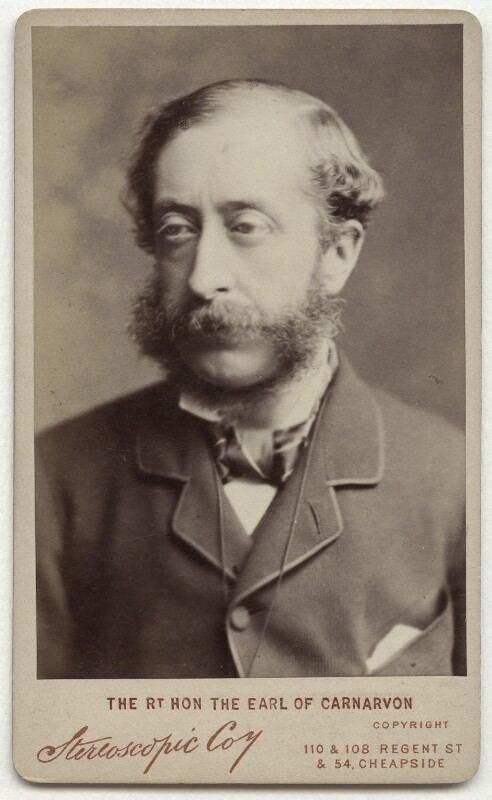 Henry Herbert, 4th Earl of Carnarvon Opinions on Henry Herbert 4th Earl of Carnarvon