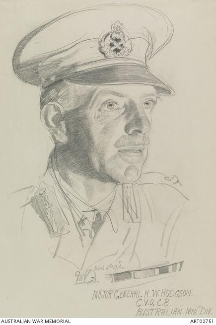 Henry Hodgson (British Army officer)