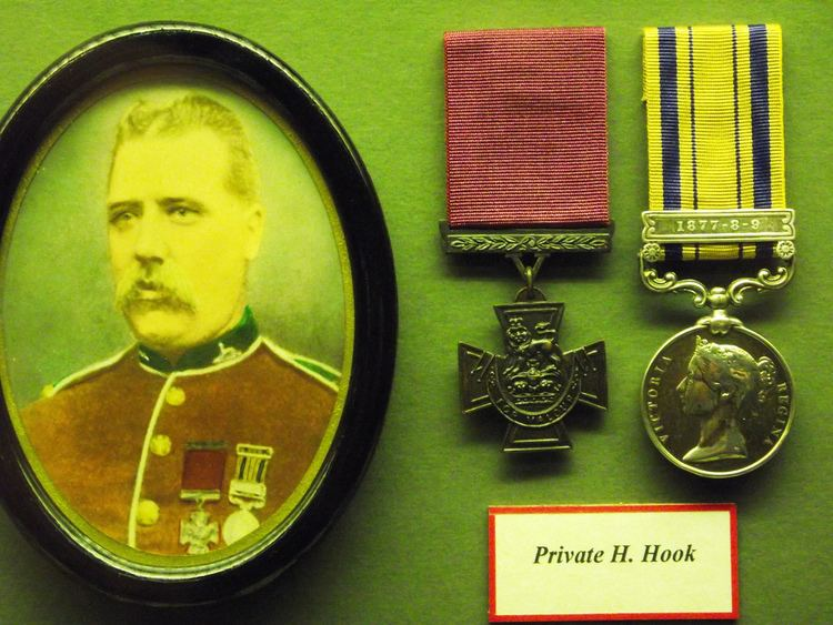 Henry Hook (VC) Medals of Private Alfred Henry Harry Hook VC Henry Hook Flickr
