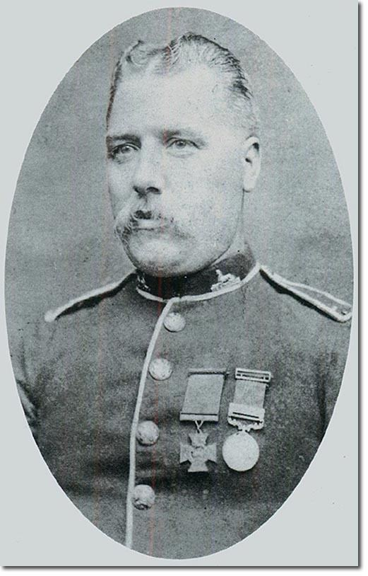 Henry Hook (VC) 24th Regiment of Foot