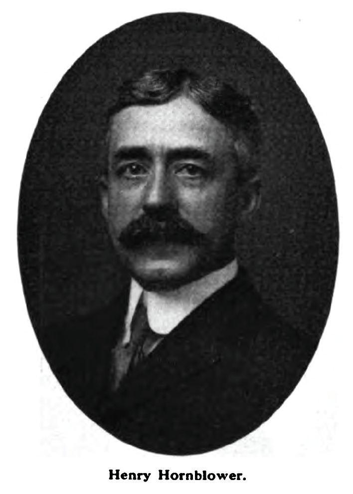 Henry Hornblower