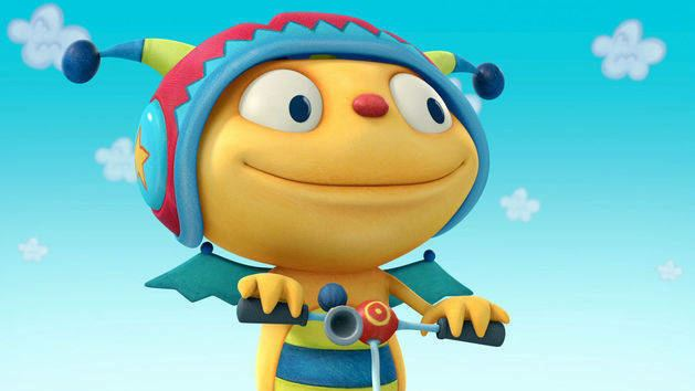 Henry Hugglemonster Henry Hugglemonster Disney Junior