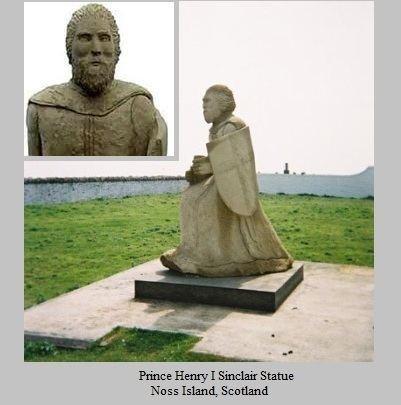 Henry I Sinclair, Earl of Orkney httpssmediacacheak0pinimgcomoriginals43
