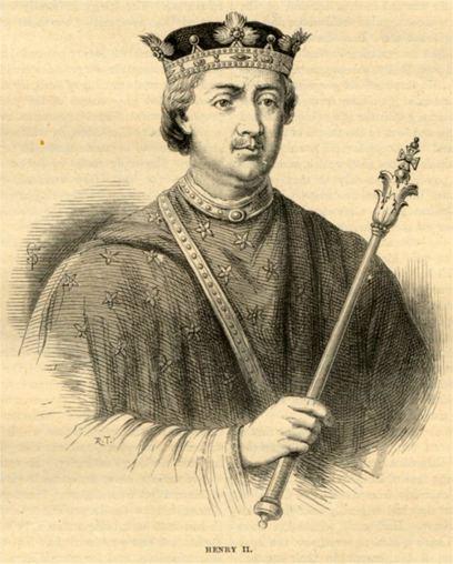 Henry II of England Henry II of England