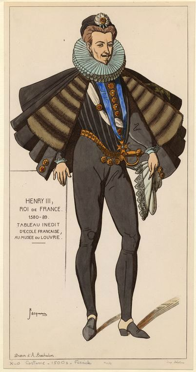Henry III of France Image result for henry iii of france 1500s Pinterest 16th