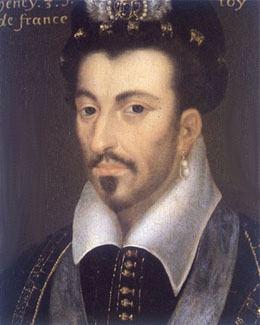 Henry III of France III