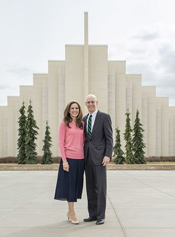 Henry J. Eyring New BYUIdaho President Henry J Eyring Looks to the Lord for
