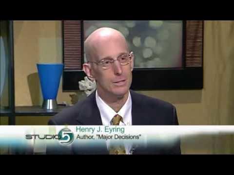 Henry J. Eyring KSL Studio 5 Overcoming the Four Educational Short