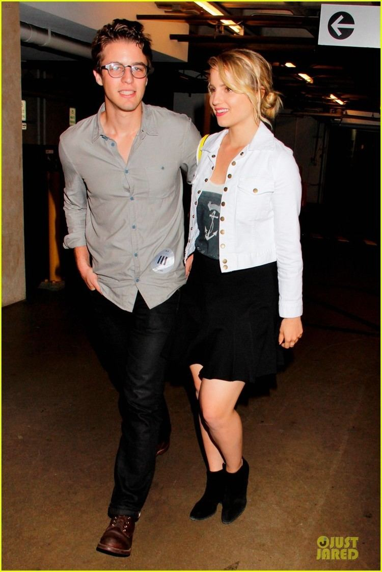 Henry Joost Dianna Agron amp Henry Joost Holding Hands Photo 2668876
