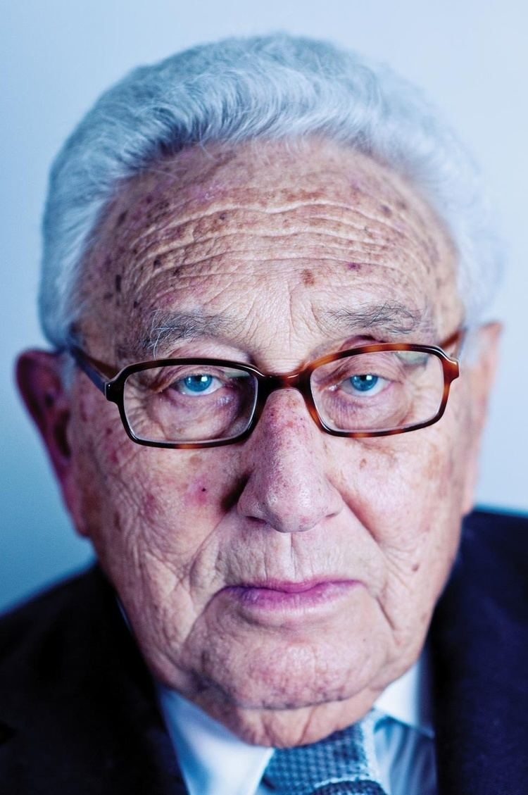 Henry Kissinger Ten Questions with Henry A Kissinger Magazine The