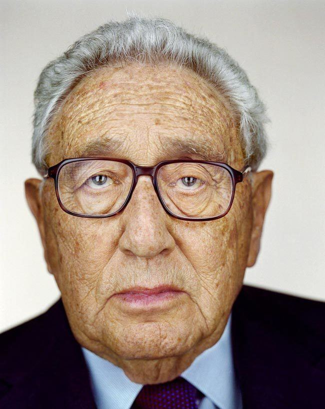 Henry Kissinger Kissinger US and China to Collaborate on Globalist