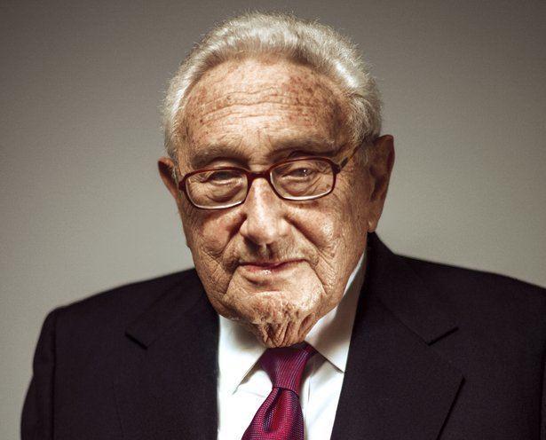 Henry Kissinger Kissinger Obama39s task is to create a New World Order