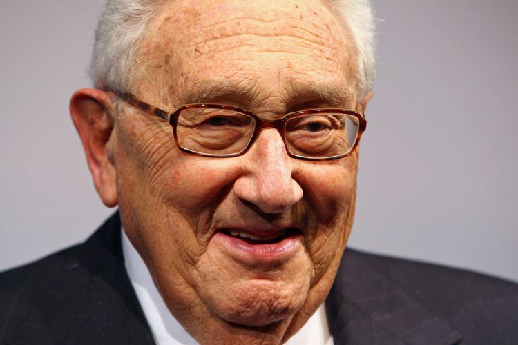 Henry Kissinger Washington Henry Kissinger Calls On President Obama To